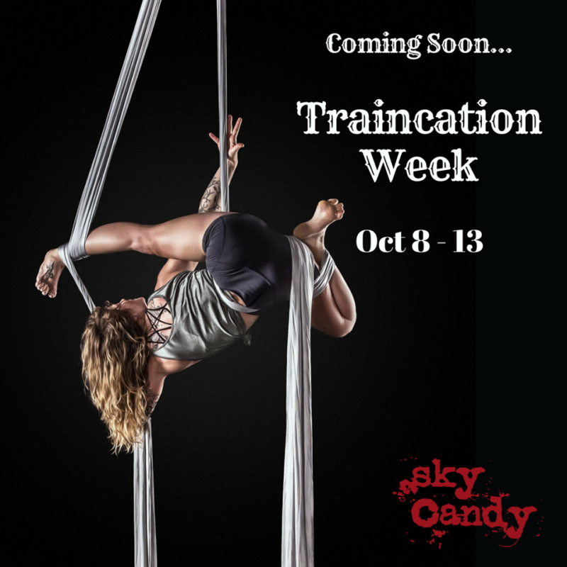 coming soon - traincation week graphic