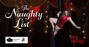 the naughty list show promo graphic